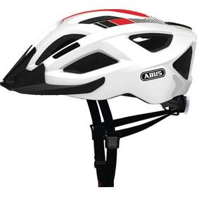 ABUS Aduro 2.0 casco per bici bianco